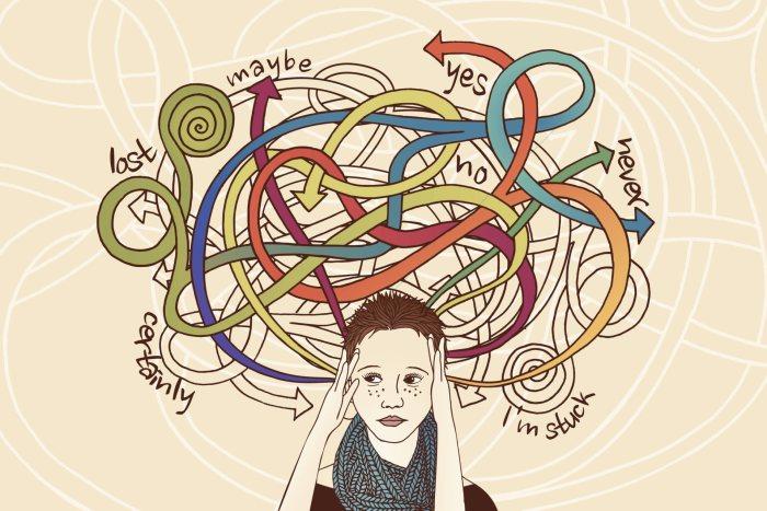 навязчивые мысли и страхи